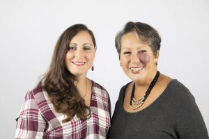 Mother-daughter insurance brokers